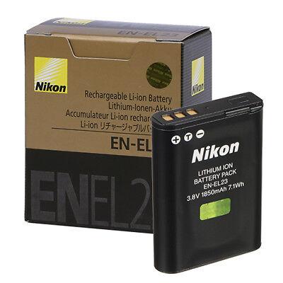 Nikon EN EL23 Lithium-Ion Battery Pack for Nikon COOLPIX P600 P900 S810C