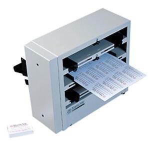 electric paper scoring machine