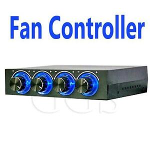 3-5-PC-CPU-HDD-4-Channel-Fan-Speed-Controller-Control-Led-Cooling-Front-Panel