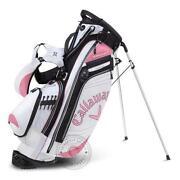 Pink Golf Bag