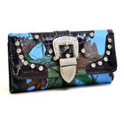 Camo Trifold Wallets for Women