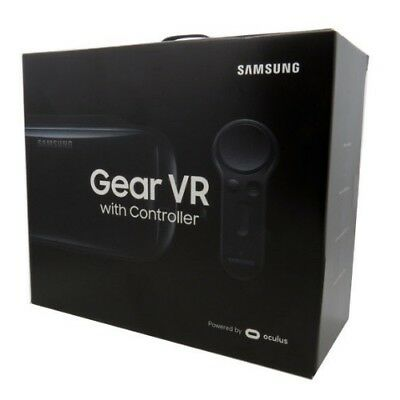 Samsung Gear Vr 2017 With Controller Sm R324 Oculus Galaxy S8 S8  S7 Note S6