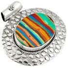 Fashion Jewellery Rainbow Calsilica
