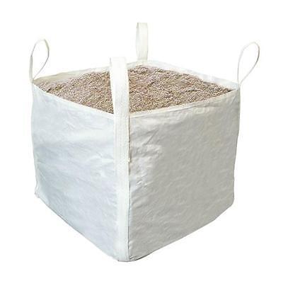 1 Tonne Multi-Trip Bulk Jumbo Storage Bag Sack Garden Stone Rubble - 900x900x900