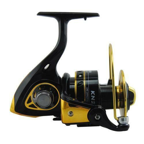 heavy duty fishing reel ebay