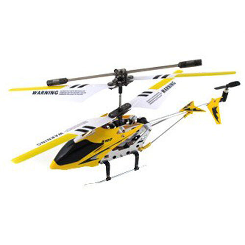 New Remote Control Helicopter Syma S107 Gyro Metal Frame 3 Channel Infrared HY