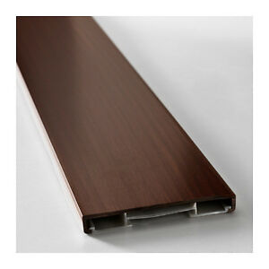 IKEA Edserum plinth toekick wood effect brown Kitchener / Waterloo Kitchener Area image 2