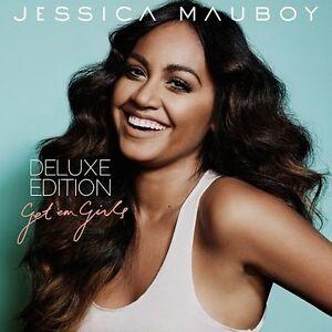 JESSICA MAUBOY Get 'Em Girls 2CD BRAND NEW Deluxe Edition
