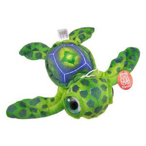 Fiesta-Plush-BIG-EYE-SEA-TURTLE-Green-12-inch-New-Stuffed-Animal-Toy