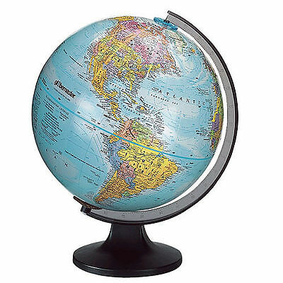 Edu Science World Globe 12 inch Diameter ...
