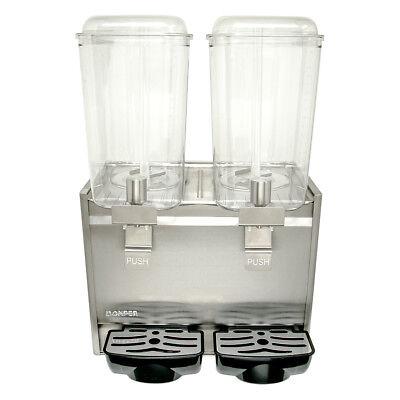 New Cold Drink Bubbler Beverage Dispenser