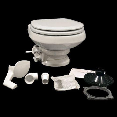 Marine Vacuum Toilet System