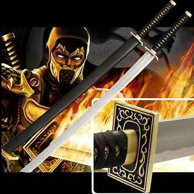 Mortal Kombat Scorpian Sword  - Mortal Kombat Swords