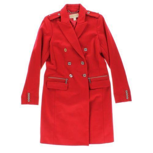 Red Military Jacket Ebay