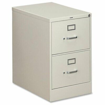Hon 310 Series Vertical File With Lock - 18.3 X 26.5 X 29 - Metal - 2 - Legal