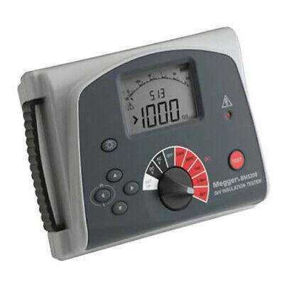 Megger Bm5200 1001-289 Insulation Tester 1 Tera-ohm 1.4 Ma 5kv
