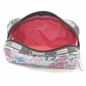 LeSportsac 6511-D892 Pouch RECTANGULAR COSMETIC (New Other)