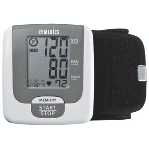 Homedics Auto Wrist Blood Pressure Monitor- NEW IN BOX