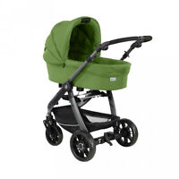 Teutonia Straller with carrycot