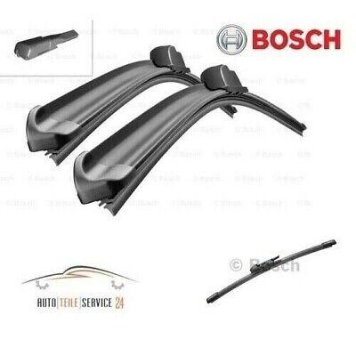 Bosch Scheibenwischer Wischerblätter Set A204S A275H für Mercedes CLA GLA X156