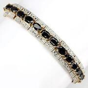 925 Gold Bracelet
