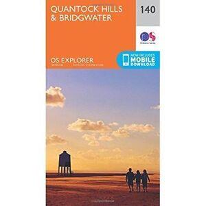 Quantock Hills And Bridgwater September 2015 ed
