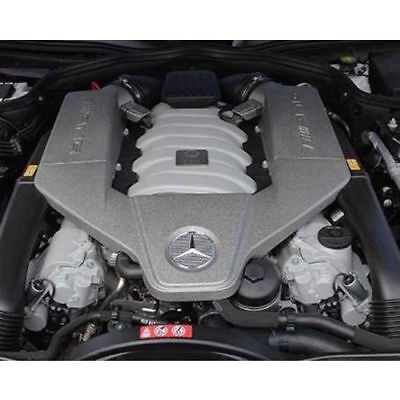 2008 Mercedes CL63 AMG 6,2 V8 6,3 M156 156.984 156984 Motor Engine 525 PS
