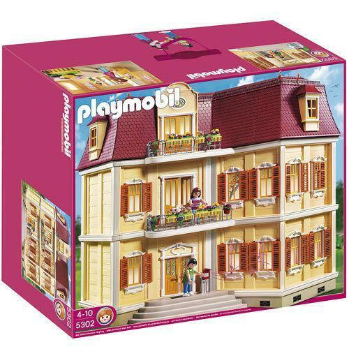 Playmobil mansion ebay for Poppenhuis meisje