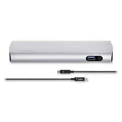*BRAND NEW* Belkin Thunderbolt 2 Express Dock HD - for Notebook/Desktop PC