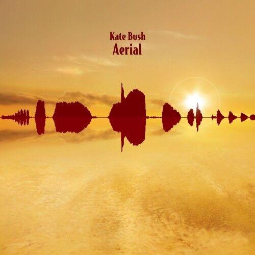 KATE BUSH - AERIAL: 2CD ALBUM SET  (2005)