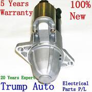Subaru Liberty Starter Motor