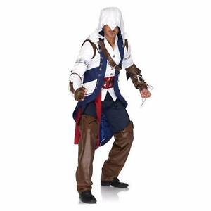 Assassin's Creed 3 Connor Costume (Size M/L) Boronia Heights Logan Area Preview