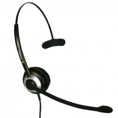 Headset + NoiseHelper: BasicLine TM monaural für Siemens - Gigaset Serie SET 412 gebraucht kaufen  Neu-Isenburg