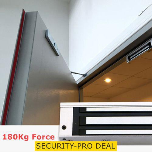 DC12V 180KG Electric Magnetic Lock for Door Access Control/Door Intercom System