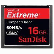SanDisk Extreme 16GB CF