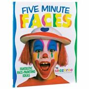 SNAZAROO Face Painting Book