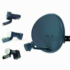 SATELLITE DISH AND AREAL INSTALLATION!!! CCTV Cameras installation!