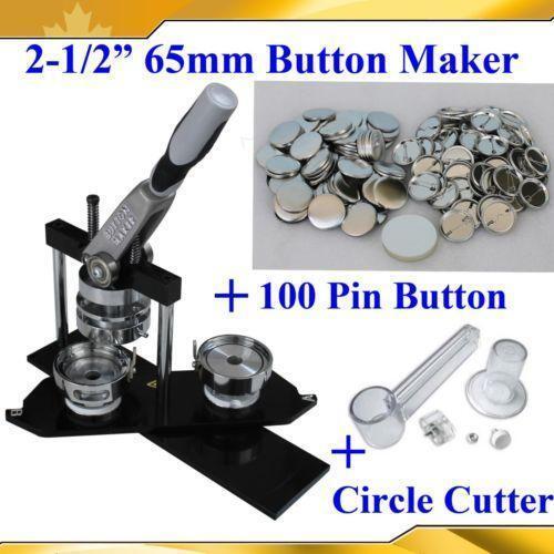 ebay button machine