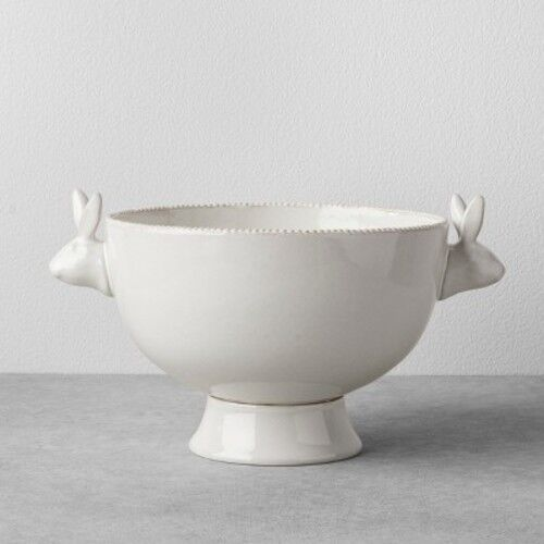 Bunny Serve Bowl – Cream – Hearth & Hand with Magnolia Bowls