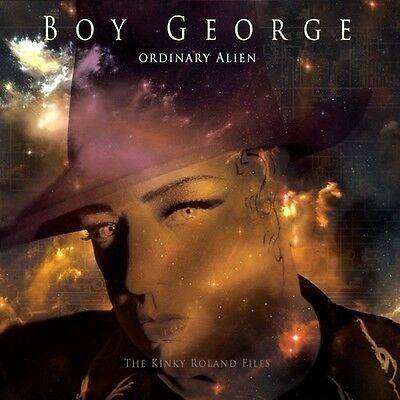 Boy George   Ordinary Alien  New Cd  Bonus Cd  Bonus Tracks