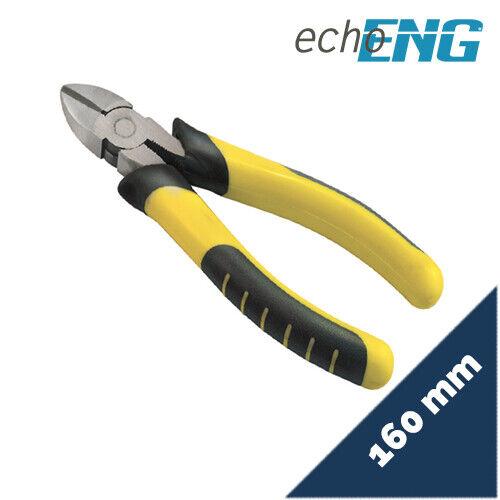 Pinza tronchese 160 mm tronchesina impugnatura isolante ergonomica - FI 40 0010