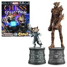ROCKET RACCOON & GROOT & MAGAZINE MARVEL Chess SPECIAL #2 Molendinar Gold Coast City Preview