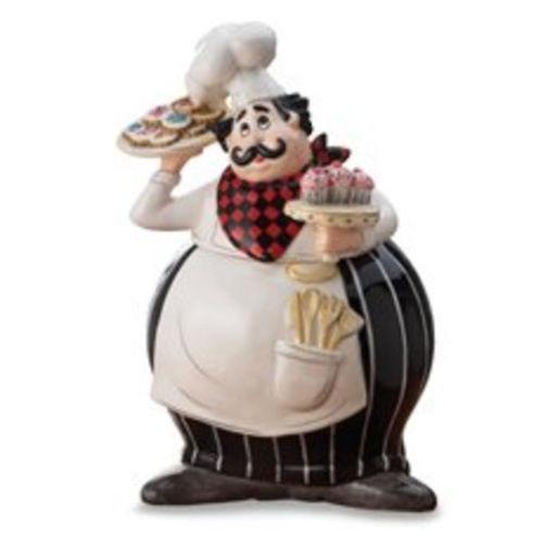 Cake Chef Cookie Jar