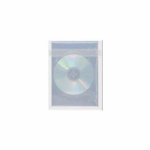 1000 Pack OPP Clear Plastic Bag Fit 14mm Standard DVD Case