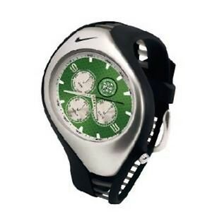 NIKE TRIAX SWIFT 3I CELTIC CLUB SOCCER FOOTBALL TEAM WATCH ...