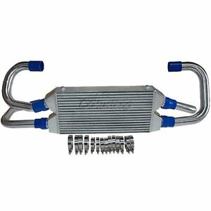 New-Improved-Turbo-Front-Mount-Intercooler-Piping-Kit-For-97-01-Audi-B5-S4-RS4