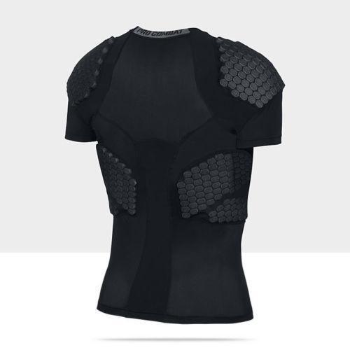 Nike Pro Combat Padded Shirt Ebay