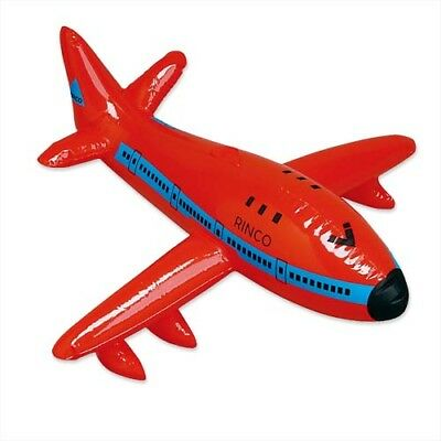 747 Inflatable Red Jet [red 2 -