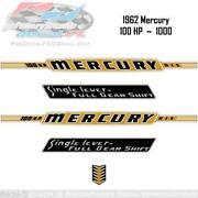 Mercury 1000 Outboard