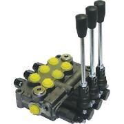 3 Spool Hydraulic Valve